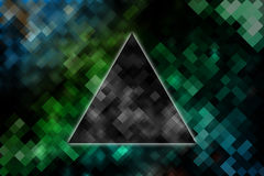 Hipster retro wallpaper Stock Images