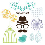 Hipster Royalty Free Stock Photos