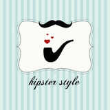 Hipster style Royalty Free Stock Images