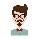 Hipster style design Royalty Free Stock Photos