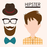 Hipster style Stock Photos