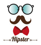 Hipster style Royalty Free Stock Photo