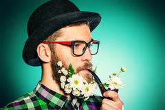 Hipster style Stock Images