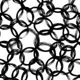 Hipster zwart-wit textuur Royalty-vrije Stock Fotografie