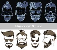 Hipsters style set