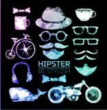 Hipsterstijl Royalty-vrije Stock Fotografie
