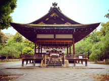 Hirano Shrine Royalty Free Stock Images