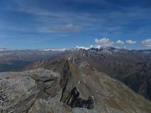 Hirbernock Gipfel lizenzfreies stockbild