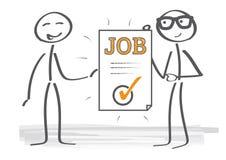 hiring royalty-vrije illustratie