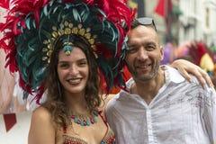 Carnaval birthday celebration