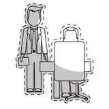 hiring process human resources icon image Royalty Free Stock Photo