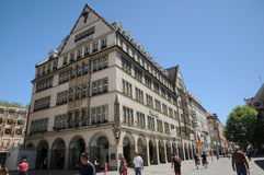Hirmer shop in Munich Royalty Free Stock Photography