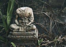 Hirnloser Buddha lizenzfreie stockfotos