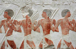 Hiéroglyphes Photo libre de droits