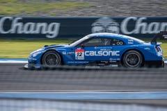 Hironobu Yasuda of TEAM IMPUL in Super GT Final Race 66 Laps at Royalty Free Stock Image