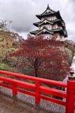 Hirosaki Image libre de droits