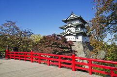Hirosaki Castle Stock Photography