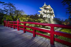 Hirosaki Castle Royalty Free Stock Photos