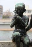 Hiroschima - Japan stockfotos