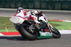 Hiroshi Aoyama - Honda CBR1000RR stock photos