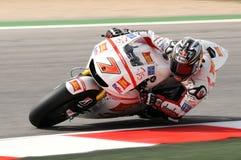 Hiroshi Aoyama HONDA MotoGP 2011 Royalty Free Stock Photography