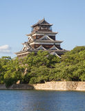 Hiroshima Castle Royalty Free Stock Photo