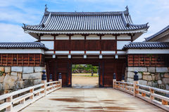 Hiroshima Castle Stock Photo