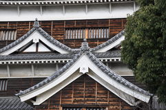 Hiroshima Castle Royalty Free Stock Photos