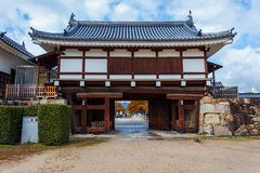 Hiroshima Castle Gate Royalty Free Stock Image