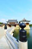 Hiroshima Castle in Hiroshima, Japan Royalty Free Stock Image