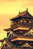 Hiroshima Castle, Japan Royalty Free Stock Photo