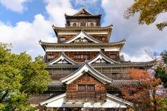 Hiroshima Castle Japan Royalty Free Stock Photography