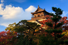 Hiroshima castle, Japan Stock Photos