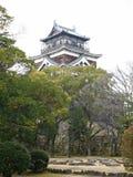 Hiroshima Castle and Ruins, Hiroshima, Japan Royalty Free Stock Photo