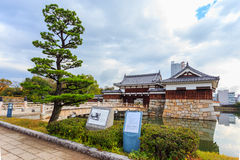 Hiroshima Castle Royalty Free Stock Image
