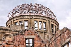 Hiroshima Royalty Free Stock Photography