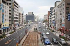 Hiroshima City Stock Photography