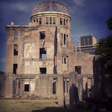 Hiroshima dome Stock Photos
