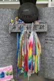 Hiroshima, Japón - 25 de mayo de 2017: Hiroshima, secuencias de colorido Imágenes de archivo libres de regalías