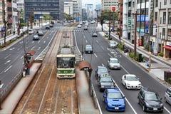 Hiroshima Japan Arkivfoton