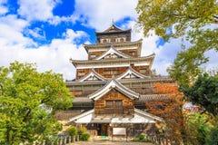Hiroshima Japan Castle Stock Photography