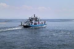 Free Hiroshima, Japan - May 26, 2017: A Ferry On Seto Inland Sea Run Stock Photos - 102613403