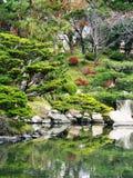 Hiroshima Japan shukkeien ogrody zdjęcia royalty free