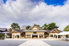 Hiroshima Japan Temple Royalty Free Stock Photography