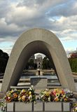 Hiroshima Peace Memorial Stock Photos