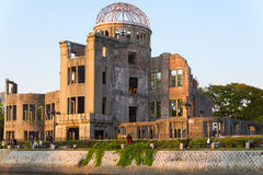 Hiroshima Peace Memorial Stock Image