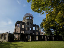 Hiroshima Peace Memorial Royalty Free Stock Photos