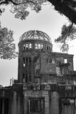 Hiroshima Peace Memorial - Genbaku Dome stock photos