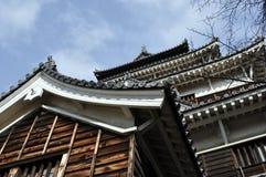 Hiroshima slott Royaltyfri Fotografi