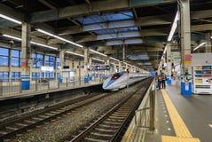 Hiroshima station Royaltyfria Bilder